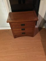 Nice wood small dresser/ nightstand in Clarksville, Tennessee