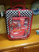 """""""Cars"""" Rolling/Carry Suitcase in Plainfield, Illinois"""