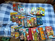 40 Vintage annuals and books in Lakenheath, UK