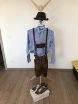 Lederhosen Set in Grafenwoehr, GE