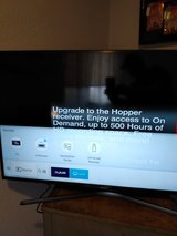 Samsung 50 inch smart TV with remote. in Yucca Valley, California