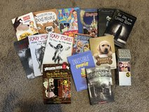 Lot of books in Plainfield, Illinois