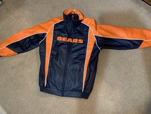 Chicago Bears Leather Jacket in Plainfield, Illinois