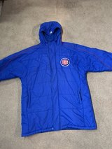 Chicago Cubs Long Puffer Jacket in Plainfield, Illinois