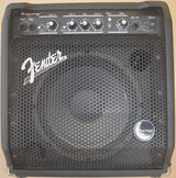 Fender Bassman 25 Bass Combo Amp (used) in Alamogordo, New Mexico