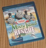 Thomas & Friends: Misty Island Rescue Two-Disc Blu-Ray DVD Combo in Chicago, Illinois