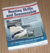 Boating Skills and Seamanship USCG Soft Cover Book in Yorkville, Illinois