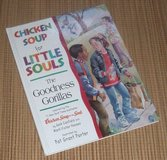 Vintage 1997 Chicken Soup for Little Souls The Goodness Gorillas Hard Cover Book Over Sized in Chicago, Illinois