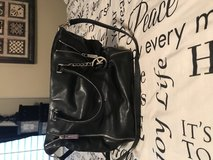 Authentic Micheal Kors Black leather purse in Spring, Texas