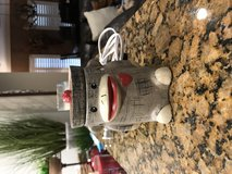 Nice Sock Monkey candle warmer in Spring, Texas