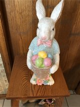 sparkling Easter bunny in Westmont, Illinois