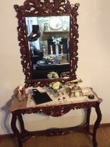 Table and Mirror in Warner Robins, Georgia