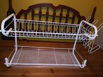 Dish drying rack in Spring, Texas