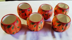 Fall Votive Cups in Norfolk, Virginia