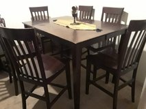 Rooms-to-Go solid wood dinette/6 chairs in Spring, Texas