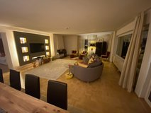 Ground floor 2 bed room apartment with open fire place, 5 min. to Patch in Stuttgart, GE