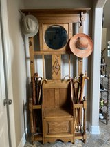 Vintage Hall Tree/ Umbrella stand in Kingwood, Texas
