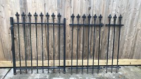 Metal Gate and fence parts in Kingwood, Texas