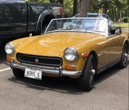 MG Midget in Kingwood, Texas