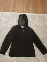 Ladies lined hooded size medium wool coat in Camp Pendleton, California