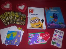 Valentine's cards in Kingwood, Texas