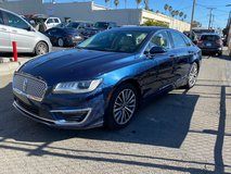 Lincoln MKZ in Camp Pendleton, California