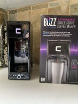 Buzz coffee maker in Kingwood, Texas