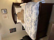 Queen Bedroom set, Matching Dresser with Mirror and Nightstand in Cary, North Carolina