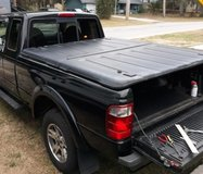 Ranger Bed liner & tonneau cover in Beaufort, South Carolina