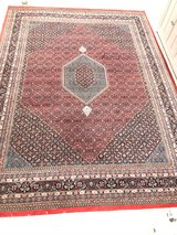 Genuine Hand-Knotted Oriental Carpet Rug 400 x 294 cm in Ramstein, Germany