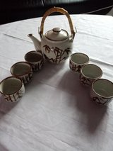 Tea set in Baumholder, GE