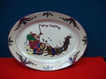 10 X 14 INCH CHRISTMAS PLATTER in St. Charles, Illinois