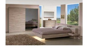 United Furniture - US Size-Calif King-Bed Set Without Wardrobe $1760 in Ramstein, Germany