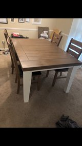 dining room table in Hohenfels, Germany