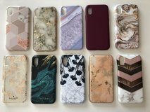 iPhone XS Phone Cases in Schaumburg, Illinois