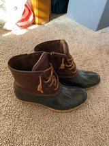 Women's Sperry Saltwater Duck Boots. Size 9.5. in Naperville, Illinois