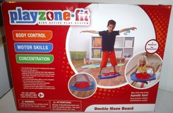 New! B4 Adventures PlayZone Fit Double Maze Balance Board in Naperville, Illinois