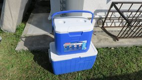 coleman coolers 25$ each in Okinawa, Japan