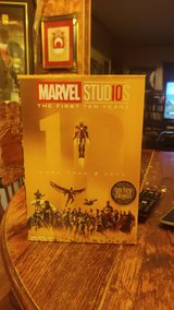 Collectors Marvel Studios Cereal Box in Lackland AFB, Texas