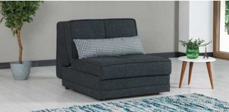 """United Furniture - Twin Size Sofabed """"Sleep Max Single"""" with Storage Box including delivery in Baumholder, GE"""