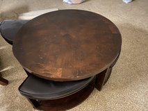 Coffee table with seating in Camp Pendleton, California