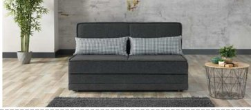"""United Furniture - Full Size Sofabed """"Sleep Max Double"""" with Storage Box including delivery in Grafenwoehr, GE"""