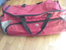 Red American Tourister Roller Bag in Beaufort, South Carolina