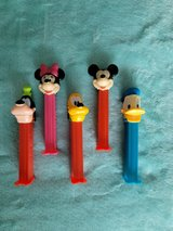 Disney Pez Bundle in Camp Lejeune, North Carolina