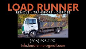 18ft Dump and 14ft Box Truck for Hire! in Fort Lewis, Washington