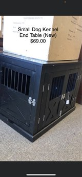 Dog Cage End Table (Small) New in Fort Leonard Wood, Missouri