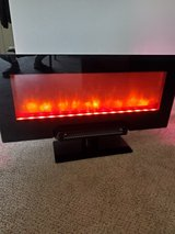 Plug in led flame heater in Fort Lewis, Washington