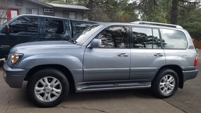 Lexus LX470/Toyota Land Cruiser Bumpers---Running Boards---Roof Rails in Alamogordo, New Mexico