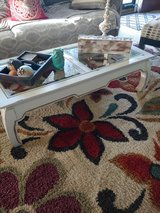refurbished unique coffee table in Conroe, Texas