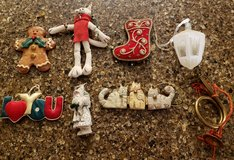 REDUCED Christmas ornaments in 29 Palms, California